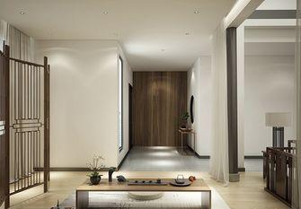 140平米复式日式风格走廊图片