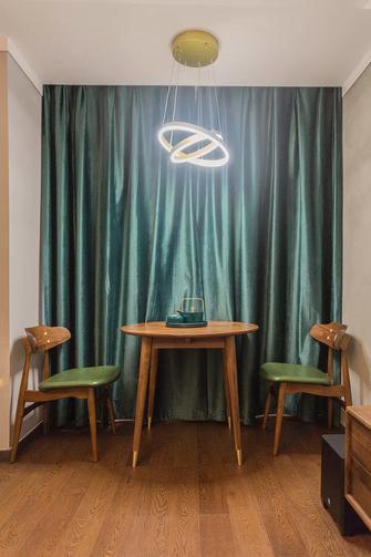 50平米小户型英伦风格餐厅设计图