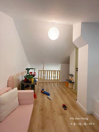 140平米三北欧风格阁楼装修案例