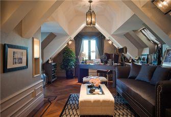 20万以上140平米复式法式风格阁楼图片大全