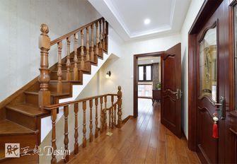 140平米别墅欧式风格楼梯图片