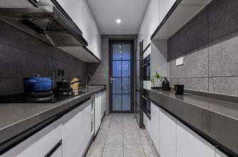 80平米混搭风格厨房图片