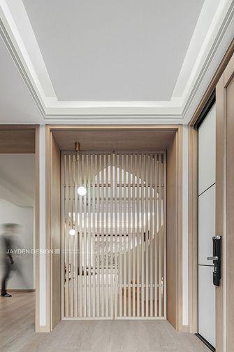 140平米别墅日式风格玄关欣赏图