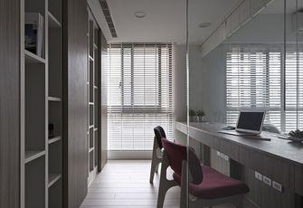 80平米现代简约风格餐厅橱柜图