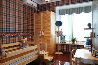 120平米三室两厅地中海风格儿童房装修效果图