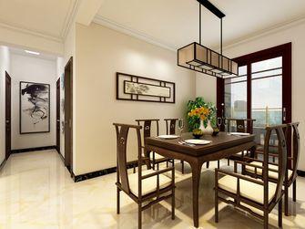 3万以下100平米三室一厅新古典风格餐厅图