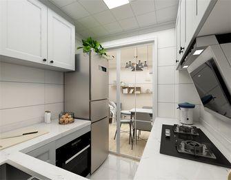 100平米三现代简约风格厨房装修效果图