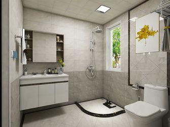 110平米四室两厅北欧风格卫生间装修效果图