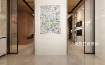 140平米四室四厅混搭风格走廊图片