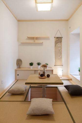 80平米日式风格书房装修案例