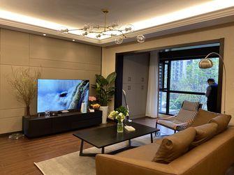 10-15万130平米三室两厅现代简约风格阳台图片大全
