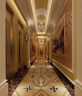 经济型140平米英伦风格走廊图