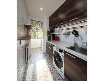 100平米三室两厅宜家风格厨房装修图片大全