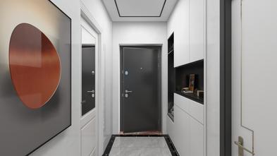 70平米三室两厅现代简约风格玄关装修案例