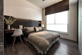 120平米三室两厅现代简约风格卧室壁纸效果图