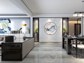 140平米复式中式风格客厅装修案例