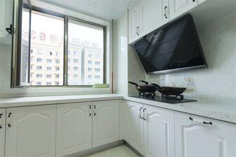 140平米复式欧式风格厨房装修图片大全