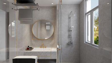 80平米北欧风格卫生间装修案例