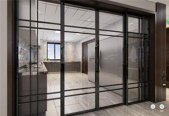 130平米三室两厅中式风格厨房装修效果图