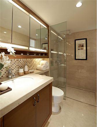 120平米三室两厅东南亚风格卫生间图片