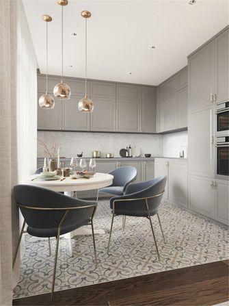 80平米公寓新古典风格阳光房装修图片大全