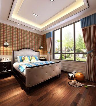 140平米三新古典风格卧室设计图