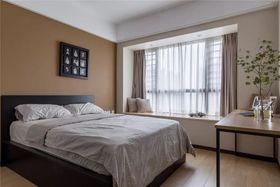 90平米三室兩廳現代簡約風格臥室裝修案例