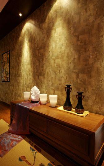 富裕型120平米三室两厅东南亚风格其他区域装修案例