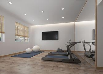 140平米四中式风格健身室图片