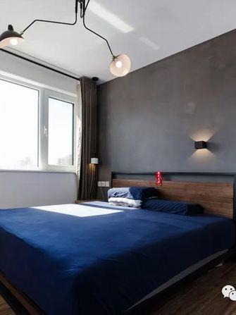 70平米一居室新古典风格卧室装修图片大全