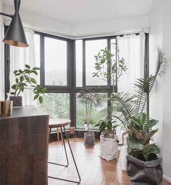 140平米四室一厅北欧风格阳台设计图
