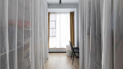 130平米三室两厅混搭风格衣帽间欣赏图