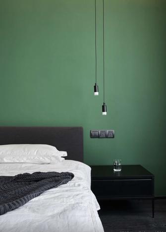 经济型90平米现代简约风格卧室装修案例