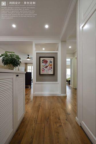 110平米美式风格走廊图片
