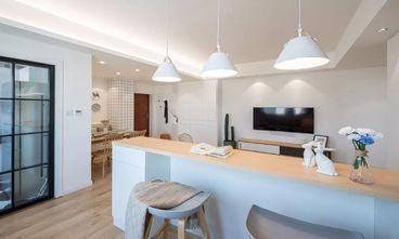 100平米三室三厅北欧风格餐厅图