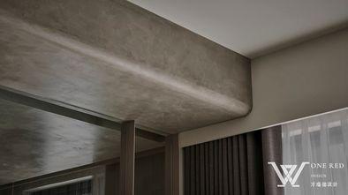 140平米三室两厅现代简约风格健身室图片