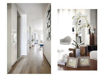 10-15万140平米三室三厅现代简约风格玄关装修案例