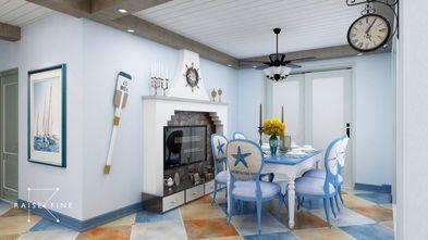 140平米四室两厅地中海风格厨房装修效果图