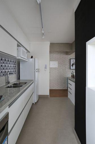 60平米一居室北欧风格厨房装修案例
