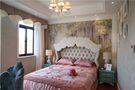 20万以上140平米四室三厅地中海风格卧室设计图