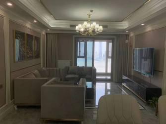 110平米三室两厅其他风格客厅装修效果图