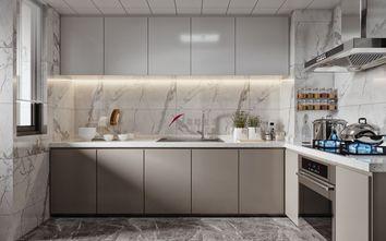 140平米复式混搭风格厨房装修案例