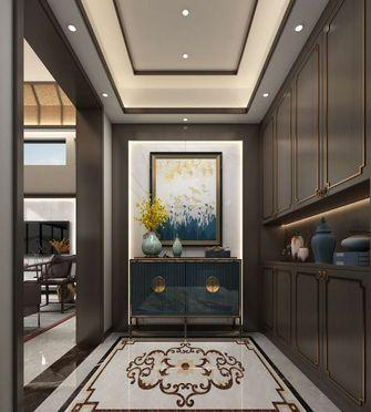130平米三室两厅新古典风格玄关图片大全