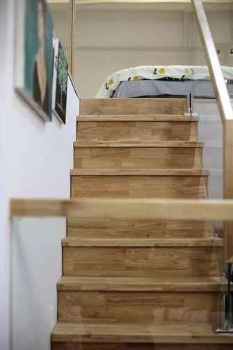 30平米小户型日式风格楼梯间装修案例
