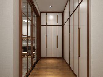 100平米三室一厅中式风格玄关图