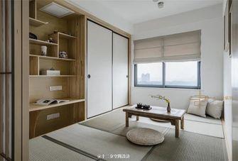 130平米四室两厅日式风格阳光房装修效果图