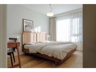 80平米三室两厅现代简约风格卧室图片