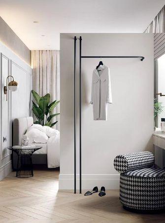 50平米公寓现代简约风格衣帽间装修图片大全