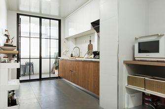 70平米北欧风格厨房图片