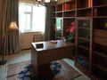 140平米三室一厅东南亚风格书房欣赏图